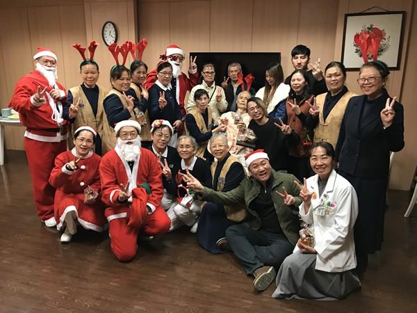 即刻動員成就家庭音樂會 心蓮病房耶誕節愛流動