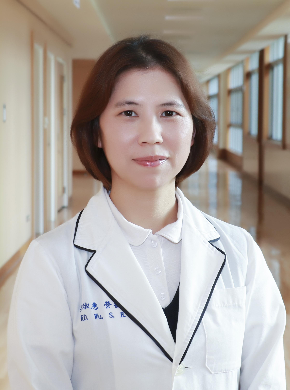 營養師 - 吳淑惠