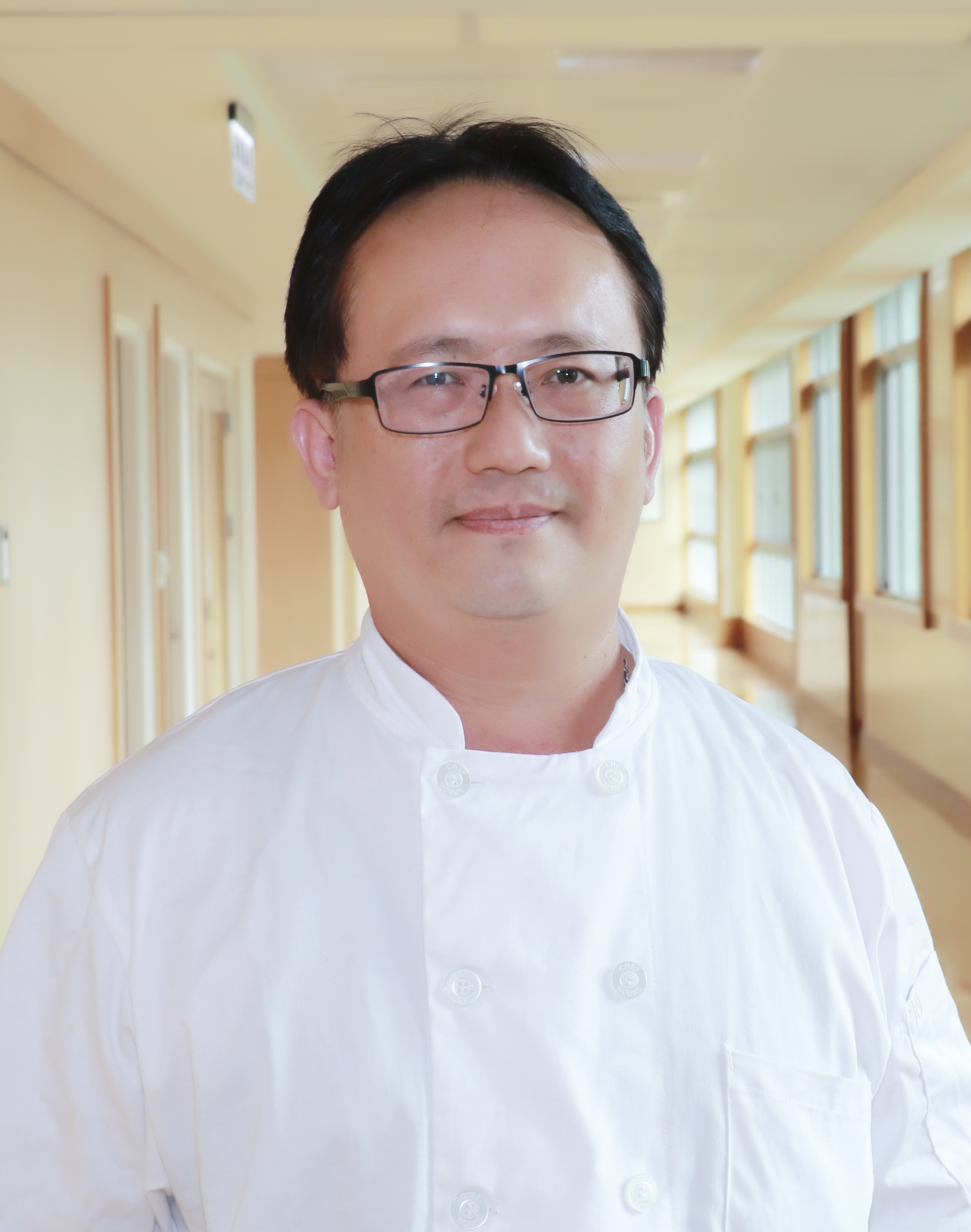 廚師 - 詹錦信