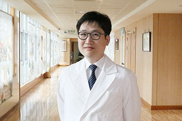 醫師 - 許博凱