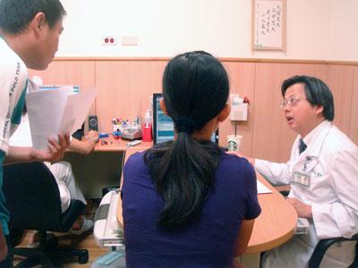 第二意見諮詢 肺癌變罕見疾病 多專科團隊診斷 結節性硬化症