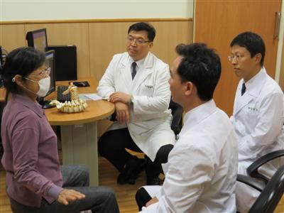 「背痛整合門診」 找出病因遠離背痛