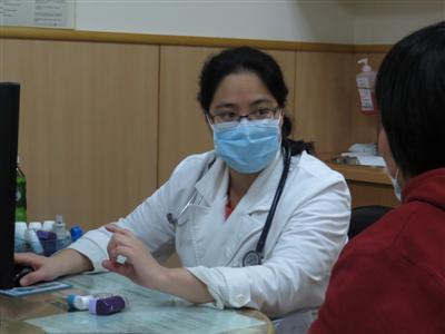 病患自已當醫師 氣喘病情反覆十餘年
