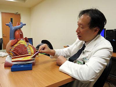 春節通宵打麻將 婦人主動脈剝離 緊急手術搶回生機