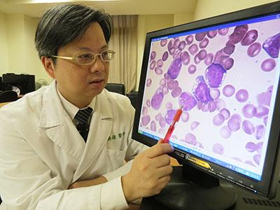 罹血癌亂投醫 正確診斷治療癌細胞不見了