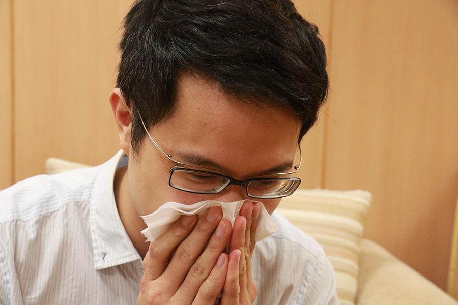 臺中慈濟醫院春節期間 開設類流感特別門診