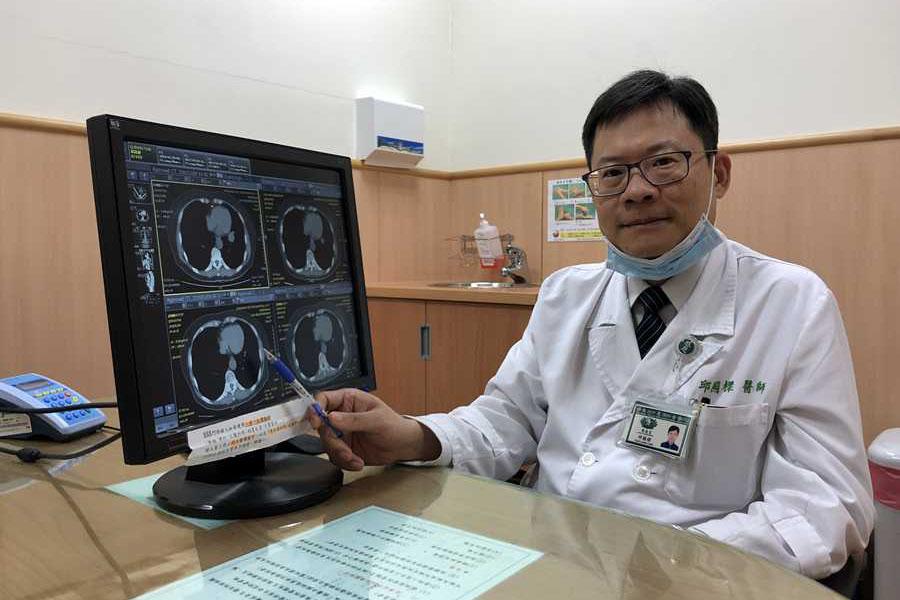 免疫治療健保給付 肺癌病人仍應遵從醫囑選擇