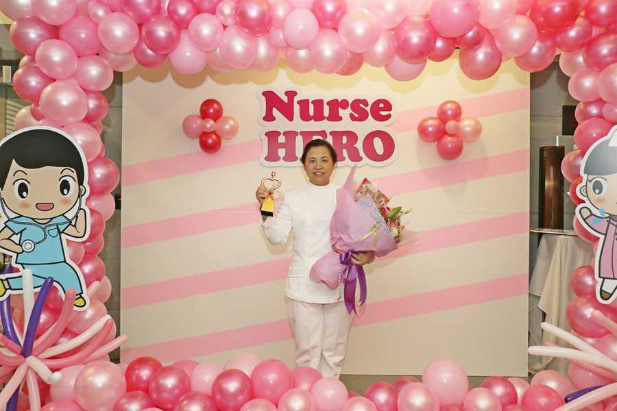 堅守護理持續創新 莊淑婷獲頒全國護理專業貢獻獎