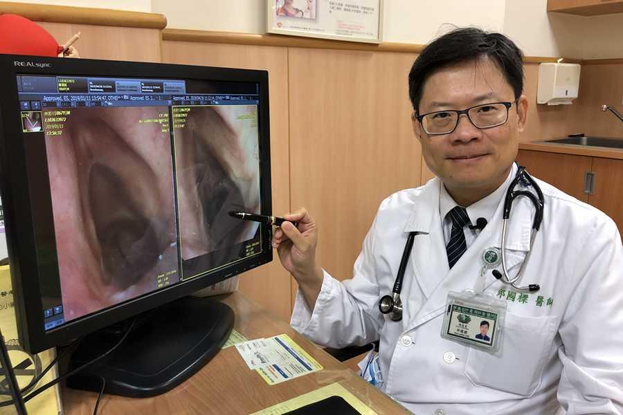 肉芽塞氣切病人呼吸 醫通氣管還暢快呼吸