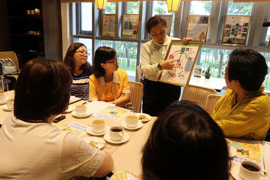 觀摩慈濟結合社區經驗 鼓勵護理人員投入長照