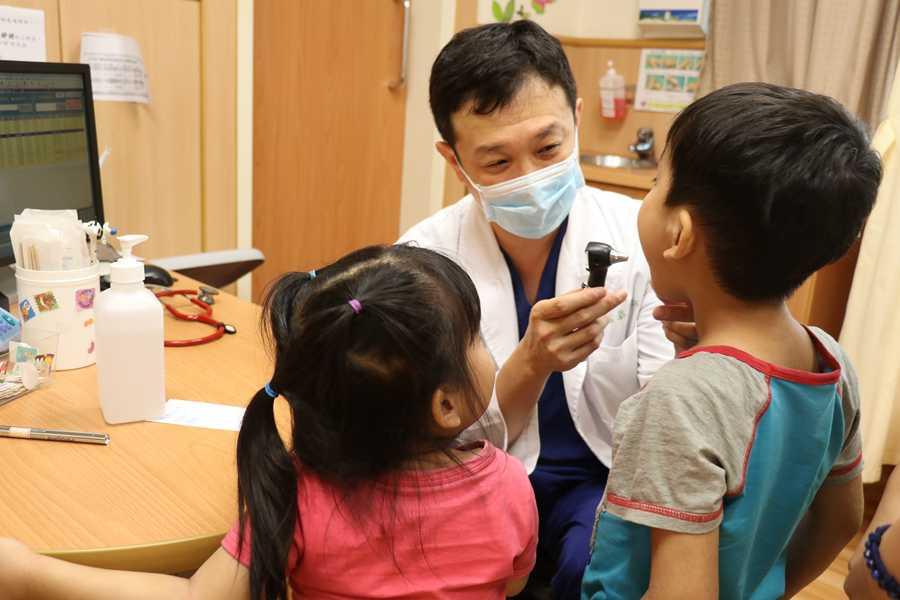 幼稚園兄妹嚴重異位性皮膚炎 三管齊下獲改善