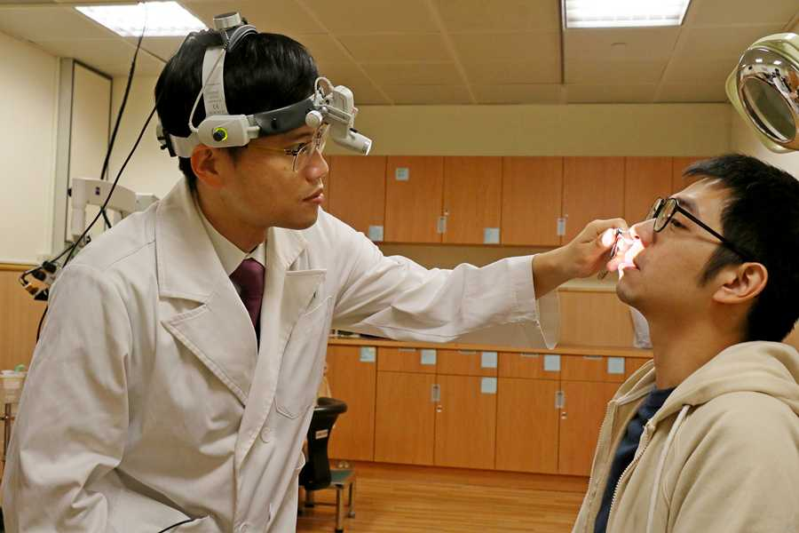 改良式翼管神經截斷手術 安全脫離過敏困擾