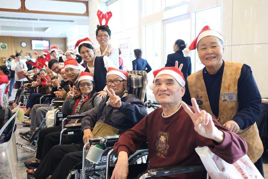 高齡友善社區年度發表 展現「做到最後、老是幸福」