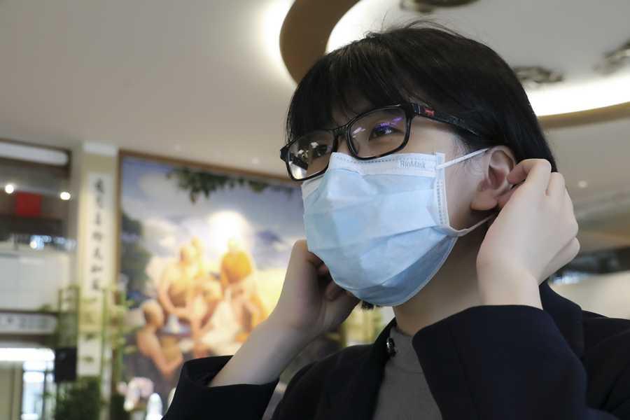 臺中慈濟醫院類流感門診  醫師籲春節須自我防護