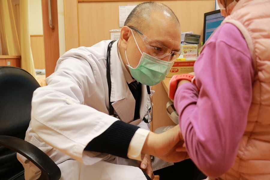 全民戴口罩呼吸道感染減少  感染性腸胃疾病相對升溫